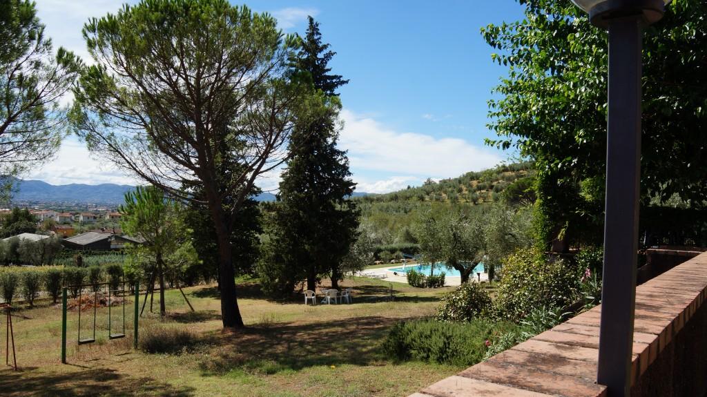 Zwembad bij b&b San Jacopo