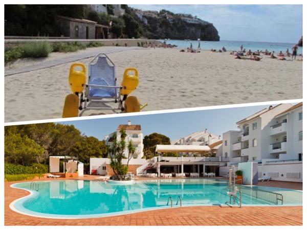 Goede voorzieningen op Menorca